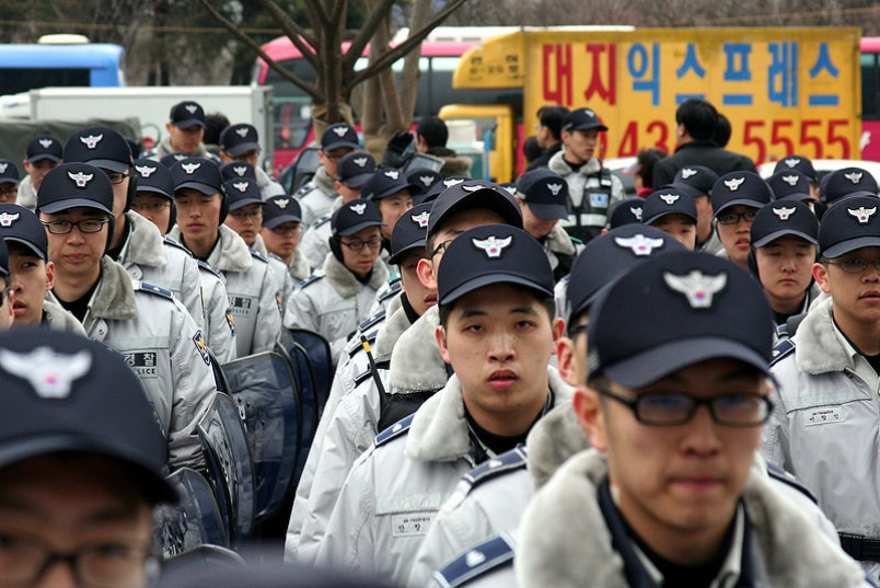 South Korean Police Arrest Wrong Nigerian, Refuse To Contact His Embassy