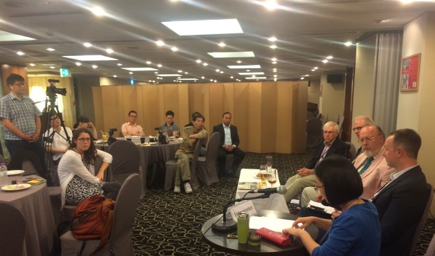 36 Years Later, Foreign Journalists Discuss Covering The 1980 Gwangju Uprising
